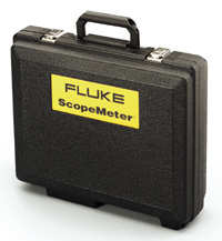 FLUKE SCC120E SOFTWARE/CABLE CASE