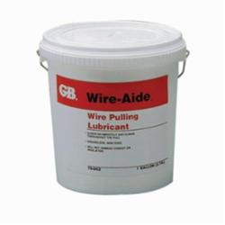 Gardner Bender Wire-Aide™ 79-002 Wire Pulling Lubricant, 1 gal Pail, Gel, Light Yellow, 1.01