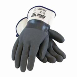 G-Tek® ActivGrip™ 56-AG588 Supported Fully Coated Gloves, M, Nitrile Palm, Gray, Seamless