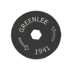 Greenlee® 1941-1 Single Replacement Blade, Steel Blade