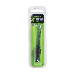 Greenlee® 38505 Arbor, 7/16 in Shank, Steel