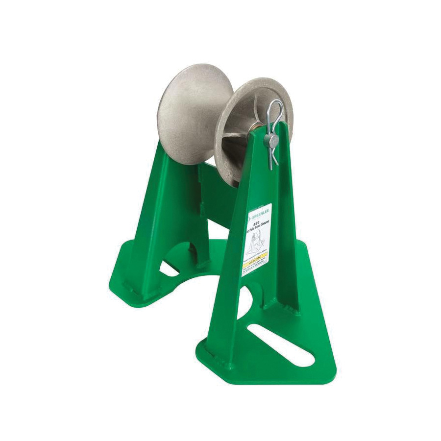 Greenlee® SHEAVE,LIGHT BASE ASS\'Y | Steiner Electric Company