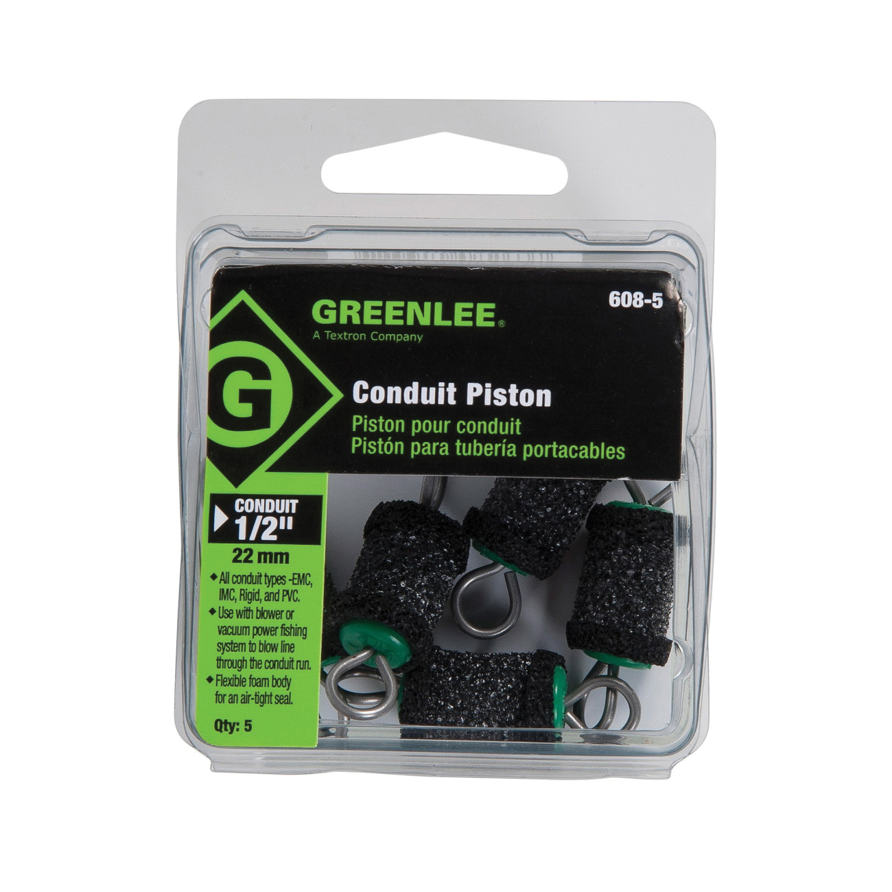 Greenlee 610 5 Flexible Conduit Piston 1 In Emt Imc Rigid Electrical Plastic Wire Buy Resources Click To Expand Contents