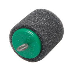 Greenlee® 613 Flexible Conduit Piston, 2 in EMT/IMC/Rigid Conduit, Foam, Green