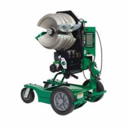 Greenlee® IntelliBender 855GX GFCI Protected Receptacle Electric Conduit Bender, 3/4 to 2 in, 120 VAC, PVC Housing