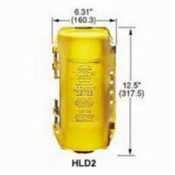 HUBW HLD2 SZ 2 LOCKOUT DEVICE