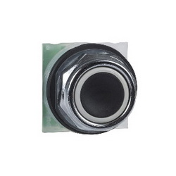Schneider Electric 9001KR1BH13 PUSHBUTTON 600VAC 10A 30MM TYPE K,1 NO - 1 NC,10A,30mm Round,600V,AC15 - DC13,Black,Harmony,Momentary,NEMA 1/2/3/3R/4/6/12/13,Panel,Pushbutton,Screw Clamp,Standard Pushbutton,UL File Number E42259 CCN NKCR - CSA File Number LR24590 Class 3211-03 - CE Marked,Water tight, Dust tight and Oil tight (Indoor/Outdoor)