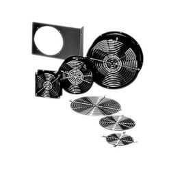 HOFF A4AXFN24 Axial Fan, 4 in 24vdc