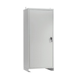 Hoffman A72N3618FSLP Large One-Door Free Stand Enclosure, 72 in L x 36 in W x 18 in D, NEMA 1/IP30 NEMA, Steel