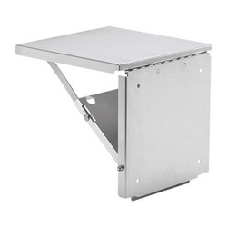 Hoffman ACSHELF1212SS Folding Shelf,