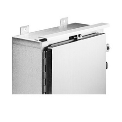 Hoffman ADK20SS6 Drip Shield Kit, For Use With 20 in NEMA 4 and 4X Single Door Free Stand Wall Mount Enclosure