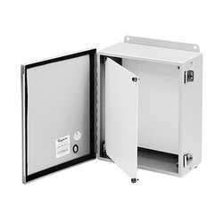 Hoffman ANADFK Swing Out Panel Kit, For Use With NEMA 12 Wall Mount Enclosure, Steel