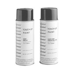 Hoffman ATPB9005 P20 Touch-Up Paint, 12 oz, Pressurized Liquid, Black