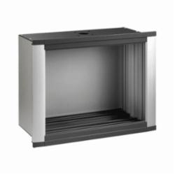 Hoffman CC464618 HMI Enclosure, 465 mm L x 465 mm W x 180 mm D, NEMA 12/IP55 NEMA, Aluminum