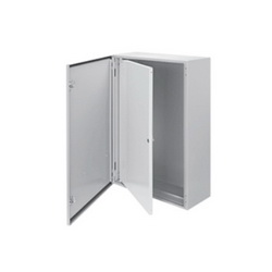 Hoffman CSPB2420 Swing Out Panel, 21.72 in W x 17-1/4 in H, For Use With 24 x 20 in Enclosure, Steel