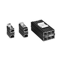 Hoffman DAH Semiconductor Heater, 60 W, 110 VAC/120 VDC, 2.5 A, 0 - 100 deg F