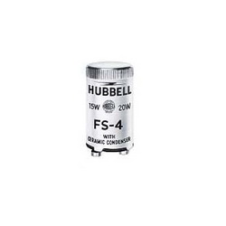 HUBW FS5 FLUOR STARTER, 4-6-8W