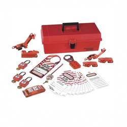 Ideal® 44-979 Jobsite Lockout/Tagout Kit