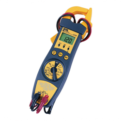 IDEAL 61-704 CLAMP METER W/TRMS,NCV,SHAKER