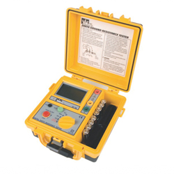 IDEAL 61-796 EARTH GROUND TESTER (3-POLE)