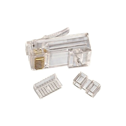 Ideal Industries 85-366 CAT 6 MODULAR PLUG, RJ