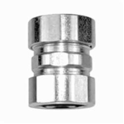 4 EMT MALLEABLE IRON COMPRESSION COUPLING 4