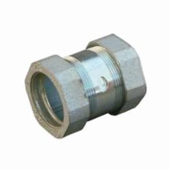 Appleton® NTCC-150 Threadless Compression Coupling, 1-1/2 in, For Use With IMC/Rigid Conduit, Malleable Iron