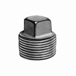 Appleton® Unilet® PLG-75S Square Head Close-Up Plug, 3/4 in, For Use With Threaded Rigid Metal and IMC Conduit, Steel