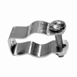 Appozgcomm CH-100-B Conduit Hanger With Carriage Bolt, 3/4 in, For Use With Rigid, IMC, EMT and PVC Conduit, Steel
