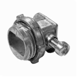 Appozgcomm NEER C-550 Set Screw Connector, 3/8 in Knockout, 14/2 - 10/2 AWG Conductor, Die Cast Zinc