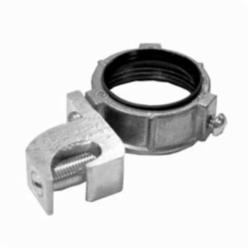 Appozgcomm NEER GBL-600 Grounding Bushing, 14 - 1/0 AWG AC Cable, 2 in Trade, Zinc