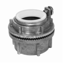 Appozgcomm HUBG-75DN Grounding Style Conduit Hub, 3/4 in, For Use With Rigid/IMC Conduit, Die Cast Zinc