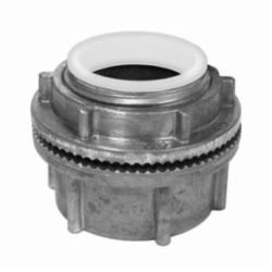Appozgcomm NEER HUB-75DN Conduit Hub, 3/4 in, For Use With Rigid/IMC Conduit, Die Cast Zinc