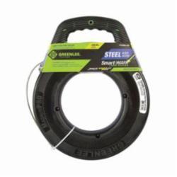 Greenlee® SmartMARK FTS438DL-150 Fish Tape, 1/8 in W 150 ft L Round Steel Blade