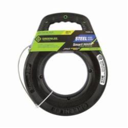 Greenlee® SmartMARK FTS438DL-250 Fish Tape, 1/8 in W 250 ft L Round Steel Blade