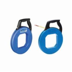 Ideal Industries Tuff-Grip™ Pro 31-088 Non-Conductive Fish Tape, 3/16 in W 200 ft L Round Fiberglass Blade