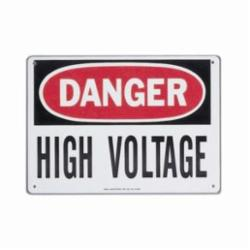 IDEAL 44-863 SIGN-DANGER HI VLT,ADH MT