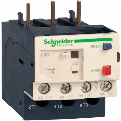 Schneider Electric LRD32 Overload Relays Steiner Electric Company