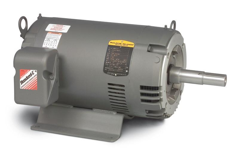 Baldor jmm2515t 20 hp pump motor steiner electric company for Motor baldor 20 hp