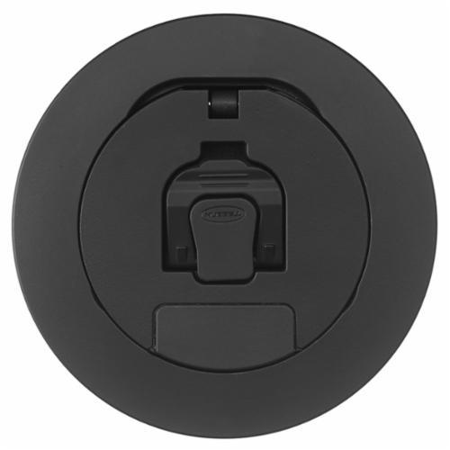 HUBW CFBS1R4CVRBLK S1R FB 4 COVER, BLACK POWDER COAT