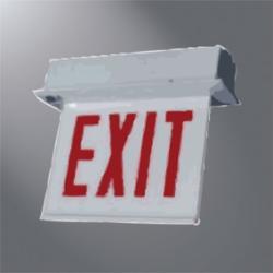 SURELITE ECHX1RTWH EDGE GLOW EXIT