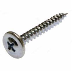 MET WDW2M 8 x 3/4 Phil Wafer Hd Drywall Screw Fine Thread Sharp Pt Zinc (1=1000)