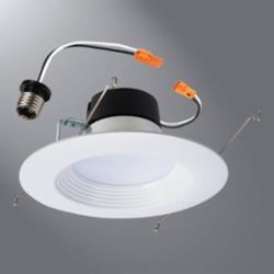 HALO LT560WH6927 LT56 LED RETROFIT BAFFLE 90CRI 2700K C&I