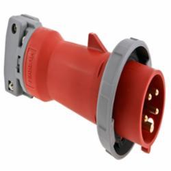 HUBW HBL530P7W PLUG-4P5W277/480V