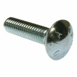 MET JCB4 1/4-20X2 CARRIAGE BOLT (1=100)