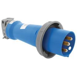 HUBW HBL3100P6W PS, IEC, PLUG, 2P3W, 100A 250V, W/T