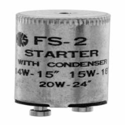 HUBW FS2 FLUOR STARTER, 14-15-20W