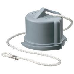Hubbell Wiring Device-Kellems PS, IEC, REPL, CLOSURE-CAP, ALL, 100A