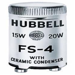 HUBW FS4 FLUOR STARTER, 13-30-40W