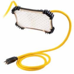 Hubbell Wiring Device-Kellems HBL182S20LED Stringer Light, LED Lamp, 6.6 W Fixture, 125 VAC, 1 Lamp